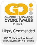 Awards wales highly commended 2016/17