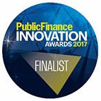 Public Finance Innovation finalist
