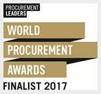 World procurement awards 2017
